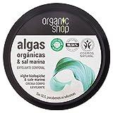 Exfoliante Corporal Algas del Atlántico Organic Shop 250 ml