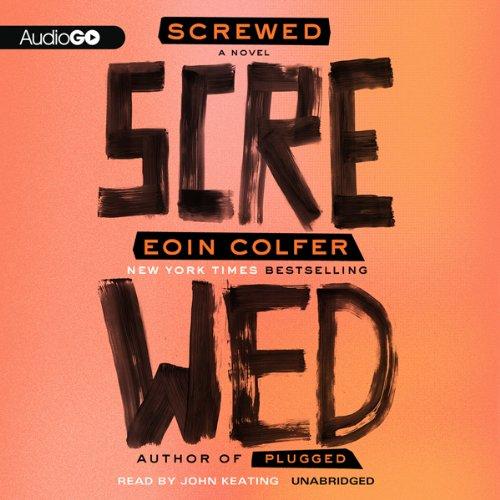 Screwed audiobook cover art
