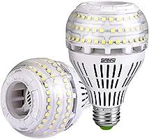 SANSI Ampoule LED E27, 27W (équivalent ampoule incandescente de 250W)
