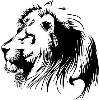Suchergebnis Auf Für Löwe Aufkleber Merchandiseprodukte Auto Motorrad