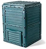Compostiera da Giardino 300 litri Fadi Composter Verde