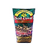 Mosser Lee ML1121 River Rock Soil Cover, 5 lb.