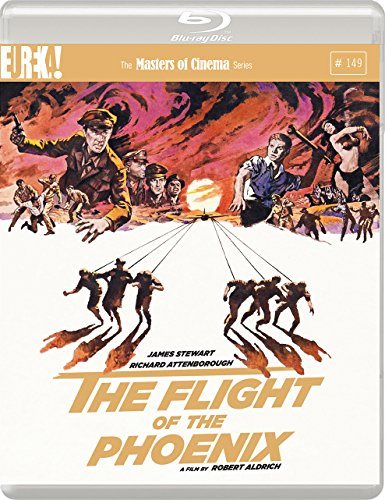 The Flight of the Phoenix (1965) (Masters of Cinema) (Blu-ray) [UK Import]