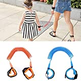 SKYLAWN Baby Child Anti Lost Safety Wrist Link Harness Strap Rope Leash Walking