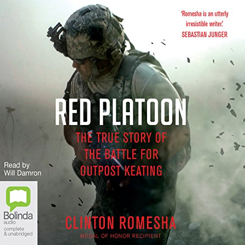 Couverture de Red Platoon