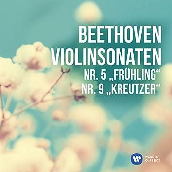 "Beethoven: Violinsonaten Nr. 5, ""Frühling"" & Nr. 9, ""Kreutzer"""