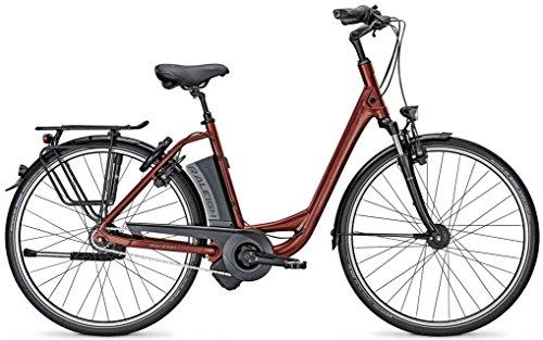E-Bike Raleigh DOVER IMPULSE 8R HS Wave 8-G Rücktritt 14,5Ah Maronebrown 26' Rh 46, Rahmenhöhen:XS46;Farben:Maronebrown matt