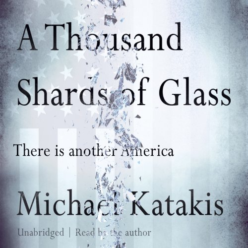 A Thousand Shards of Glass audiobook cover art