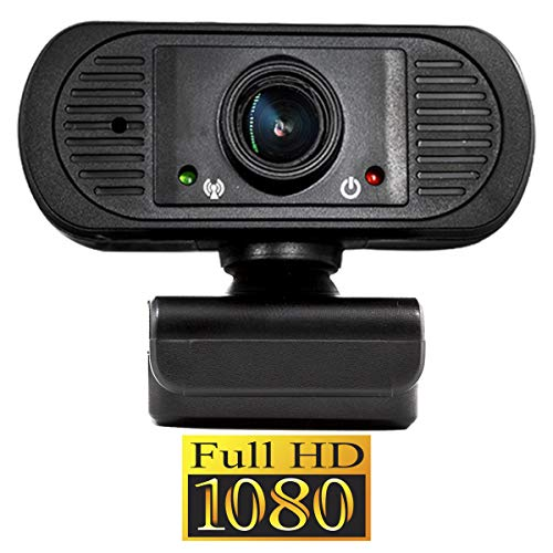 Webcam Full Hd 1080p USB Haiz