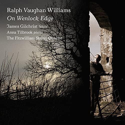James Gilchrist, Anna Tilbrook & Fitzwilliam String Quartet
