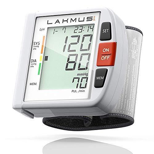 Lakmus Blood Pressure Monitor Cuff Wrist