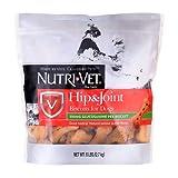 Nutri-Vet Hip & Joint Biscuits for Dogs, Peanut Butter Flavor (6 lb)