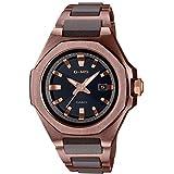 [カシオ] 腕時計 ベビージー MSG-W350CG-5AJF レディース ブラウン