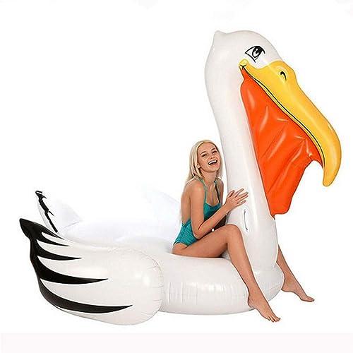 FGKING Wasser H ematte für den Urlaub, Sommer Spaß Pool Toy Lounger Raft, aufblasbare Pool schwimmt tragbare schwimmende Liege Stuhl Wasser H ematte für Erwachsene