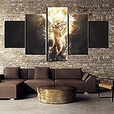 HY.Bohu Wanddekoration Wandkunst Leinwand HD Drucken