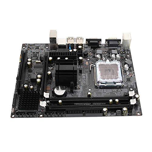 Majome G31 moederbord Dual Core 771 moederbord LGA775 ondersteuning DDR2 voor desktopcomputer
