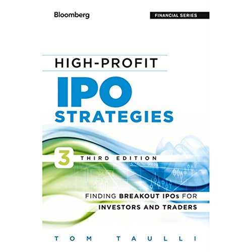 High-Profit IPO Strategies audiobook cover art