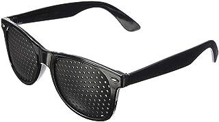 SLAKF - Gafas duraderas La Vista Vision Care Mejorar la formación Eyewear del Ojo antifatiga Negro aliviar eficazmente la Fatiga de los Ojos Gafas