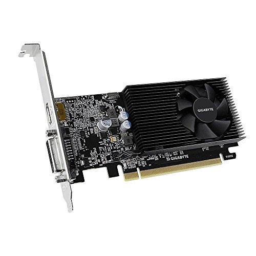 Gigabyte GV-N1030D4-2GL GeForce GT 1030 Low Profile D4 2G Computer Graphics Card
