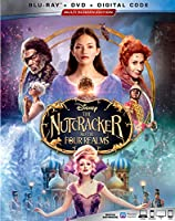 The Nutcracker and the Four Realms [Blu-ray]