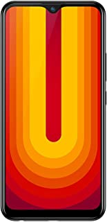 Vivo U10 (Thunder Black,5000 mAH 18W Fast Charge Battery, 3GB RAM, 32GB Storage)