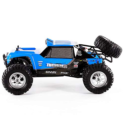 HBX 1/12 Electric RC Truck 12889 RTR 2.4GHz 4 Wheels Drive Two Speed Truck Thruster