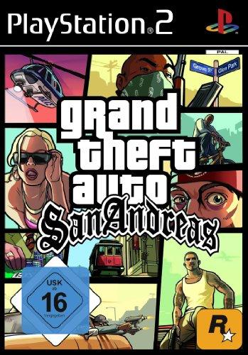 Grand Theft Auto: San Andreas [Software Pyramide] [Edizione: Germania]