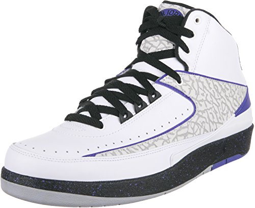 Air Jordan 2 Retro Hommes Sneakers 385475-153