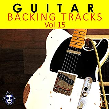 Top One Guitar Backing Tracks, Vol.15