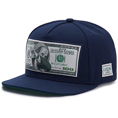 Cayler & Sons Snapback Cap - Dab-ben navy / green