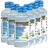 GoodSense Electrolyte Solution, Unflavored, 33.8 Fluid Ounces (Pack of 6)