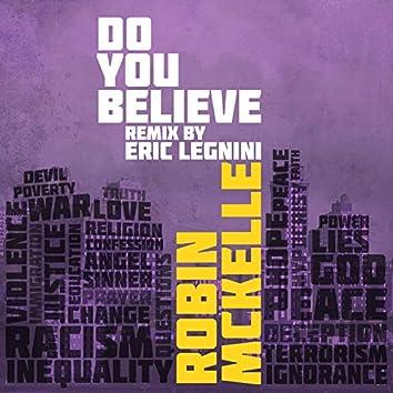 Do You Believe (Eric Legnini Remix)