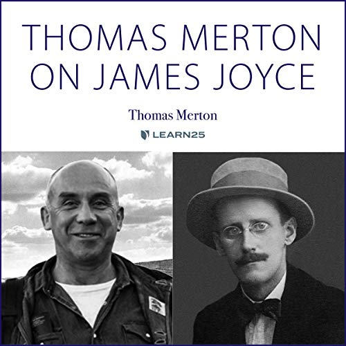 Thomas Merton on James Joyce cover art