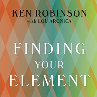 Page de couverture de Finding Your Element