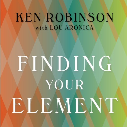 Finding Your Element audiobook cover art