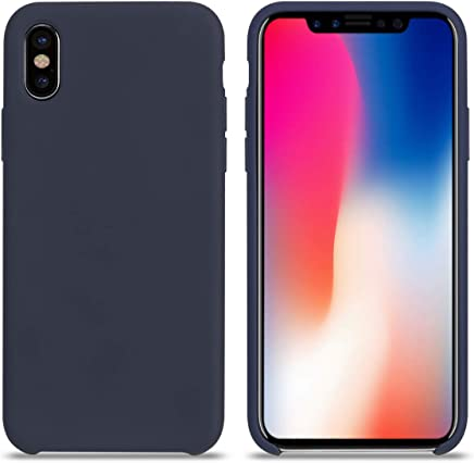Funda silicona flexible transparente Iphone X / Xs - Mooov