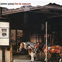 Live In Concert by The James Gang (1996-01-23)