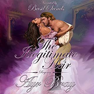 The Illegitimate Heir     A Pride and Prejudice Sequel              By:                                                                                                                                 Ayr Bray                               Narrated by:                                                                                                                                 Basil Sands                      Length: 5 hrs and 32 mins     23 ratings     Overall 4.3