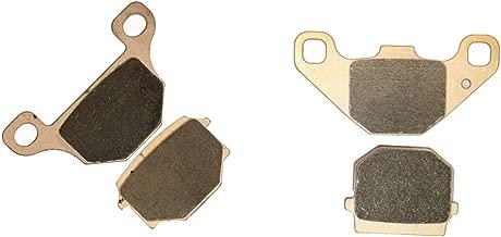 CNBK Sintering Brake Pad Set fit TGB Street Bike R125 R 125 cc 125cc X Bullet 2008 2009 08 09 4 Pads