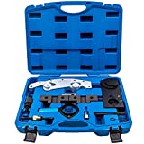maXpeedingrods Kit Herramientas de Bloqueo de Motor, Herramienta de Sincronización para BMW M52TU M54 M56 M42 M44 M50 M52 4&6 Cilindros para �rbol de Levas Cigüeñal, Aparatos para Cambio Reparación