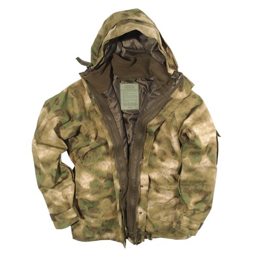 Mil-Tec ECWCS Jacket with Fleece MIL-TACS FG Size XXL
