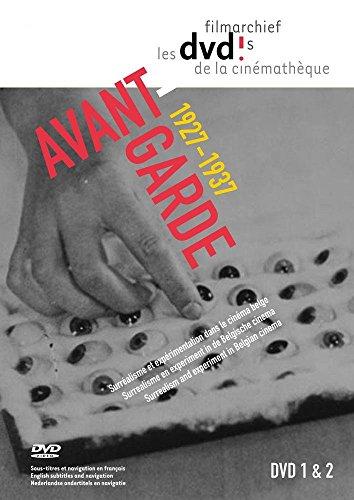 AVANT-GARDE - Surréalisme et expérimentation dans le cinéma belge [Italia] [DVD]