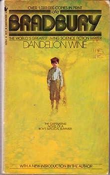 Mass Market Paperback Dandelion Wine Book