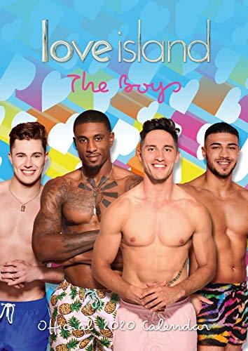 Love Island  Boys 2020 Calendar - Official A3 Wall Format Ca