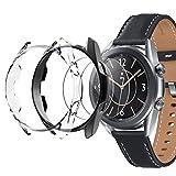 Seltureone (2+2 Pack) Kompatibel für Samsung Galaxy Watch