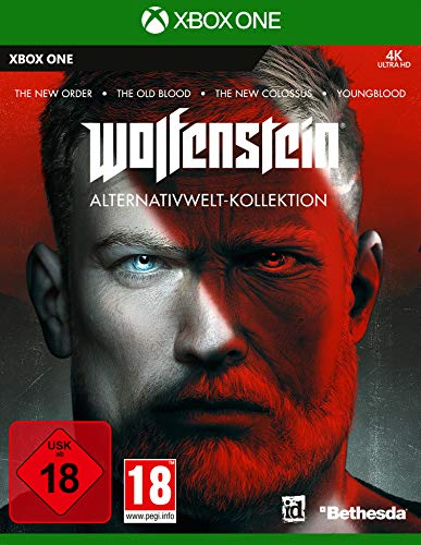 Wolfenstein: Alternativwelt-Kollektion [Xbox One]