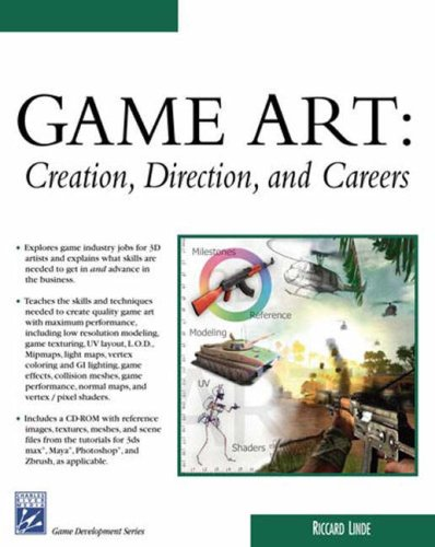 Game Art: Creation, Direction, and Careers (Game Development)