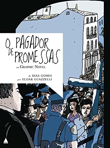 O pagador de promessas em graphic novel