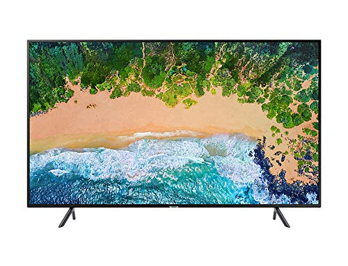 "Samsung UE55NU7172 55"" 4K Ultra HD Smart TV Wi-Fi Black LED TV - LED TVs (139.7 cm (55""), 3840 x 2160 Pixels, LED, Smart TV, Wi-Fi, Black)"