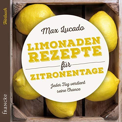 Limonadenrezepte für Zitronentage Titelbild
